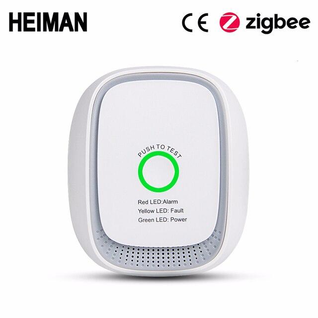 HEIMAN Zigbee détecteur de fuite de gaz