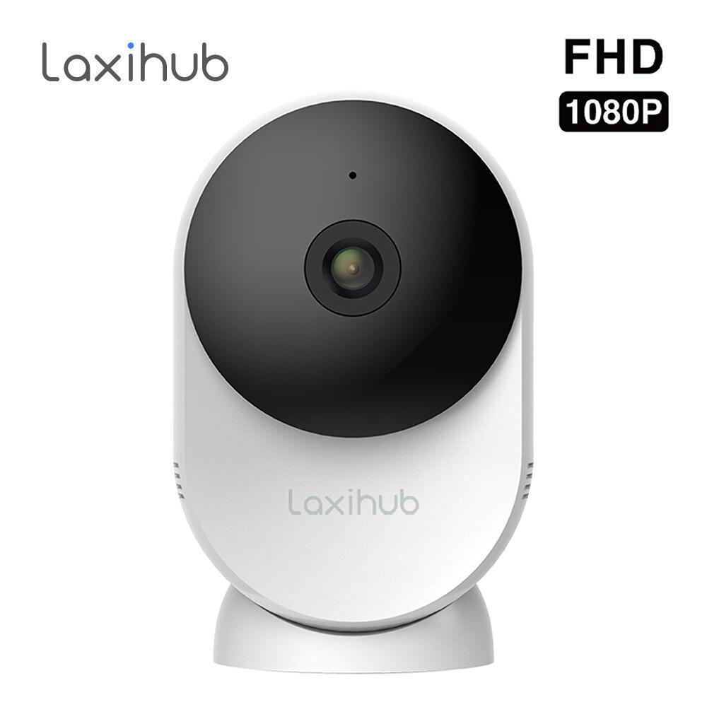 IP-камера Laxihub, 1080P, Wi-Fi, 2,4 ГГц