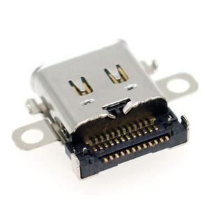 Image 4 - Nintendo anahtarı 2 adet orijinal değiştirme Type C şarj portu USB C şarj soketi Jack Nintendo anahtarı konsolu onarım