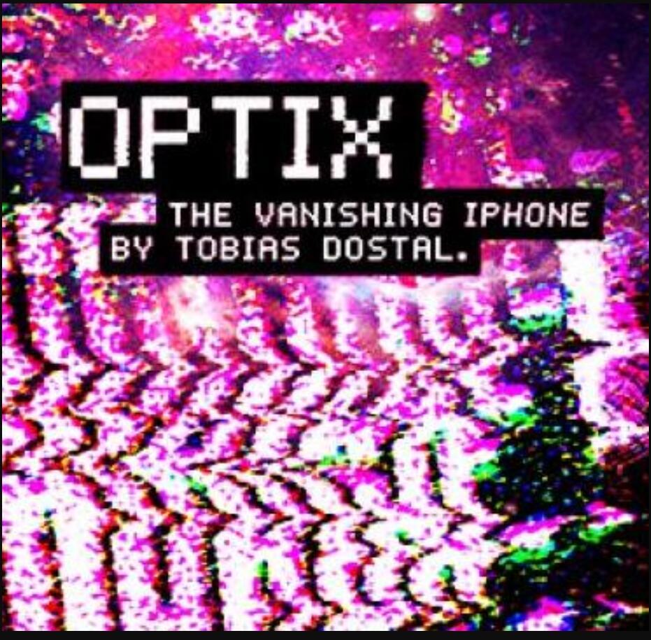 2020 Optix By Tobias Dostal  , Magic Tricks,magic Instruction, No Gimmick Include