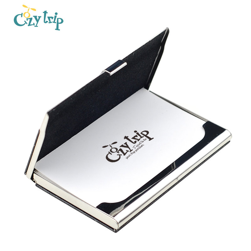 304 Stainless Steel Name Card Holder