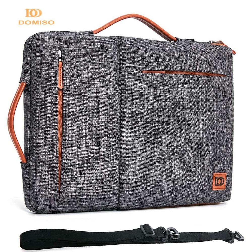 Многофункциональная сумка для ноутбука DOMISO с ручкой для 10
