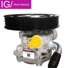 For Power Steering Pump Nissan Fairlady 350z Infiniti G35 Steering Pump 49110AM605 49110AM600 2003-2007 цена