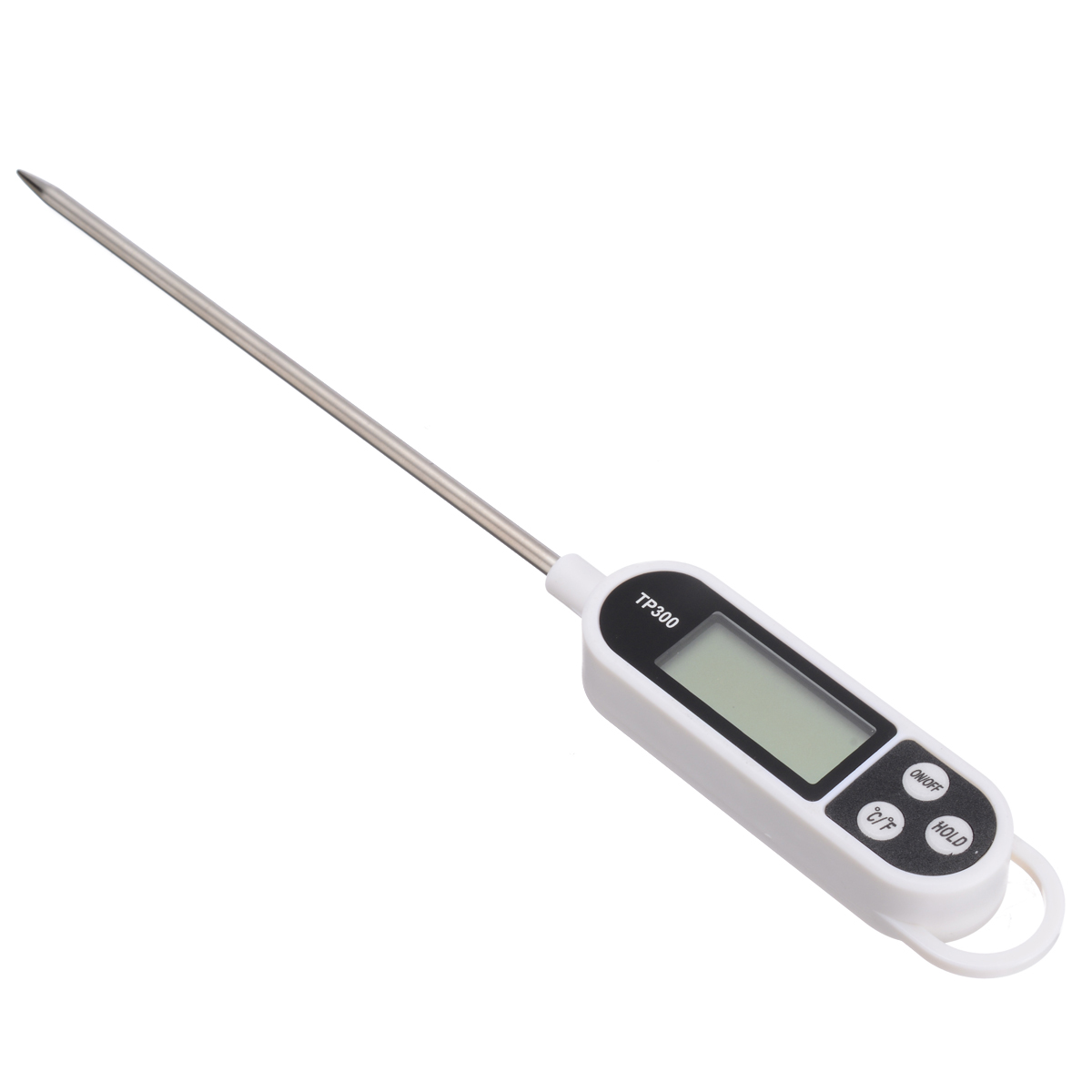 Kitchen Digital BBQ Food Thermometer Meat Cake Fry Grill Dinning Household Cooking Thermometer Gauges With Battery