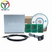 High Quality BDM100 ECU Programmer V1225 ECU Chip Tool BDM 100 ECU Plasher Car Styling BDM 100 CDM125 Adapter Free Shipping