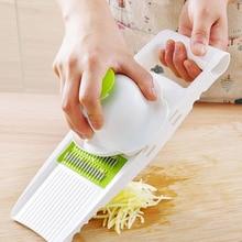 Многофункциональный ручной нож для нарезки овощей из нержавеющей стали для кухонных инструментов, нож для нарезки овощей