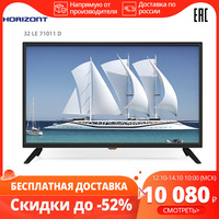 Tелевизор 32 дюйма Smart TV Horizont 32 LE71011D HD  3239InchTv Smart TV