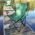 Большое кресло  всплывающий стул  стул для рыбалки  кемпинг  пляжные стулья  нержавеющая сталь  уличная мебель с сумкой для хранения 83x12x12cm