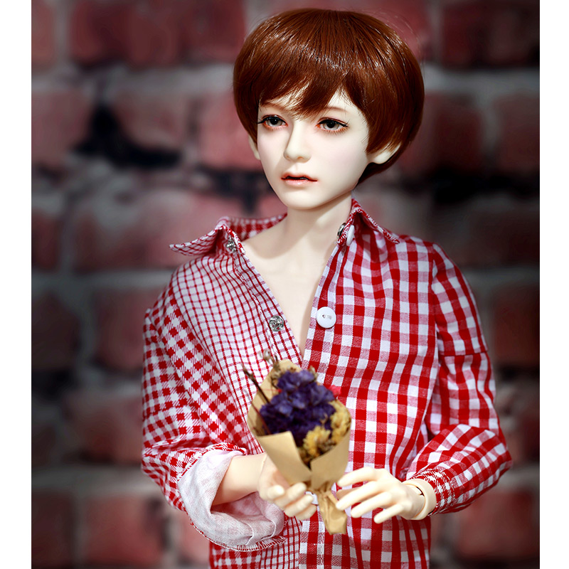 OUENEIFS BJD SD Dolls IOS  Aria 1/4 Body Model Boys Eyes High Quality Toys Shop Resin Figures Free Eyes
