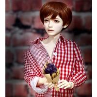 OUENEIFS BJD SD Dolls IOS Aria 1/4 Body Model Boys Eyes High Quality Toys Shop Resin Figures Free Eyes