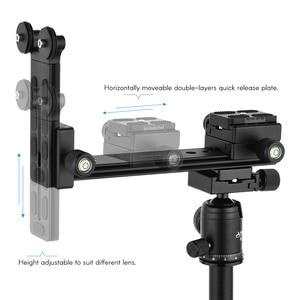 Image 3 - Andoer L200 lente de telefoto, soporte de lente largo, soporte de soporte Compatible para Arca Swiss Sunwayfoto RRS Benro Kirk Markins