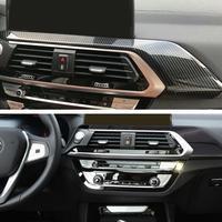 car air outlet Car Air Outlet Decoration Sticker Carbon Fiber/Matte Car Interior Decoration Compatible With Left Rudder BMW M3 (2)