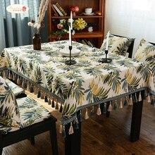 Stolz Rose Amerikanischen Tisch Tuch Runde Abdeckung Tuch Hause Tisch Dekoration Quaste Tee Tisch Abdeckung Hotel Liefert Kundenspezifische