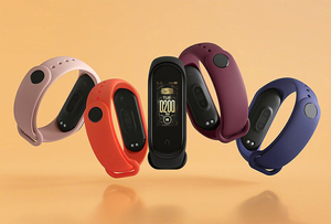 Image 5 - In Stock Original Xiaomi Mi Band 4 Smart Miband 3 Color Screen Bracelet Heart Rate Fitness Music Bluetooth 50M Waterproof Band4