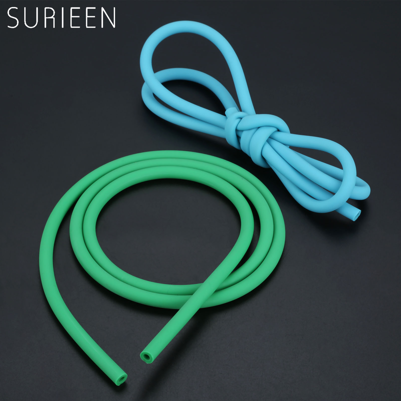 1pc 4070 4mmX7mm Slingshots Rubber Tube 1m Elastic Bungee Bow & Arrow Replacement Rubber Band For Hunting Catapults Sling Shots