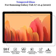 Screen-Protector Tablet Tempered-Glass Tab-A7 SM-T500 Premium T507 Galaxy Samsung Glass-Film