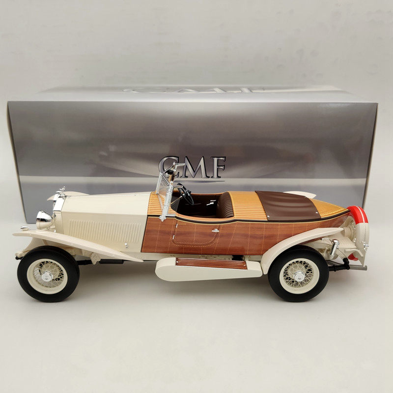 CMF 1:18 For R-s R-ce Phantom II Boat Tail Tourer 1932 CMF18130 Limited Edition Collection