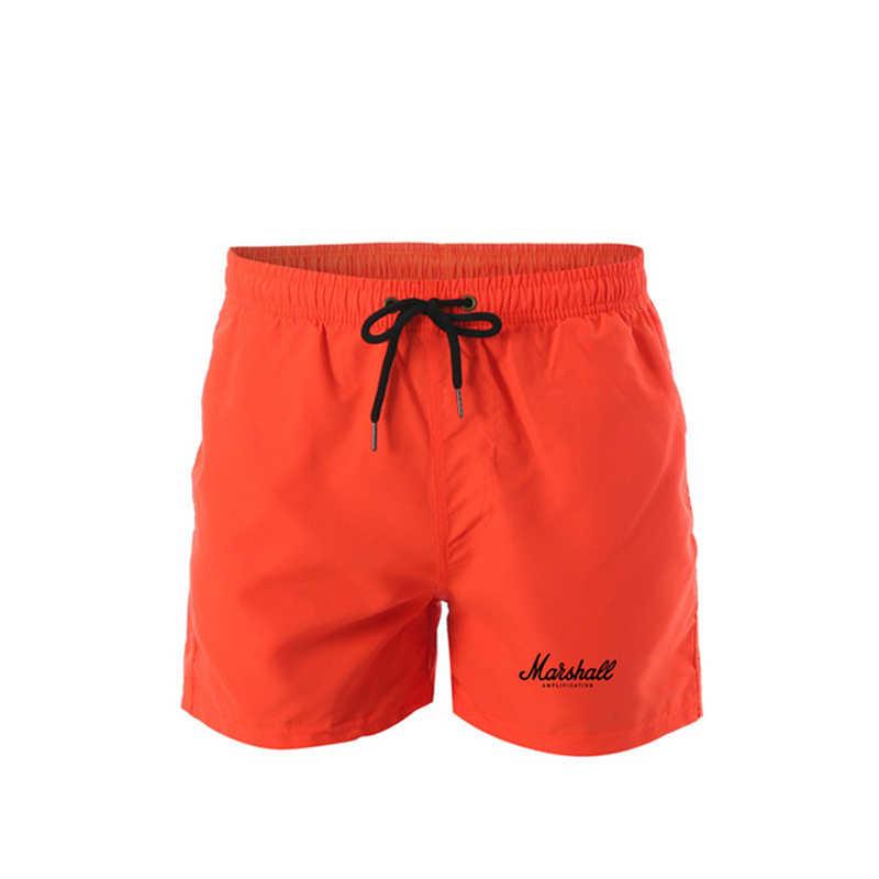 2019 ماركة الرجال شورتات للبحر السباحة جذوع الصيف سروايل السباحة القصيرة للرجال ملابس السباحة رجل ملابس السباحة الاستحمام ارتداء تصفح الملاكم brie