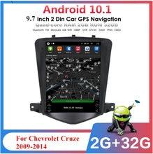 Автомобильный стерео радиоприемник 97 дюйма android 101 2 ГБ