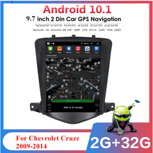 GPS Navigation Car-Stereo Cruze Android Chevrolet WIFI 2GB 32GB for Radio RDS