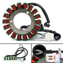 Artudatech Generator cewka stojana dla Yamaha XV1100 XV Virago 1100 1986 1999 XV750 Virago 750 1988 1997