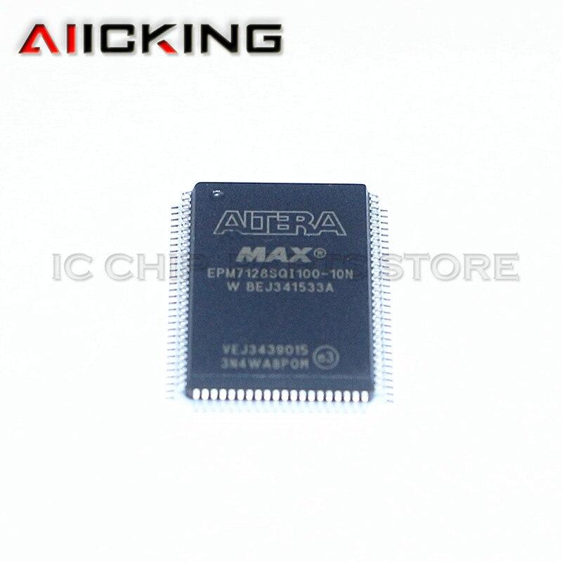 EPM7128SQI100-10N EPM7128SQI100 QFP100 Integrated IC Chip New Original