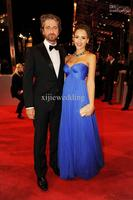 celebrity inspired dresses Custom sweetheart Elegant Strapless Royal Blue Empire the Oscar party prom Gown Celebrity Dresses
