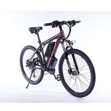 Batería Samsung mejorada para bicicleta de montaña eléctrica C6 2019 F, 350/500W, tamaño del neumático: 26/27, 5/29 pulgadas