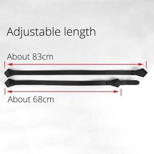 Image 2 - Новая регулируемая ручка алмазной формы для Obag, длинные плоские ручки с прямой пряжкой для O Bag для корпуса сумки из ЭВА