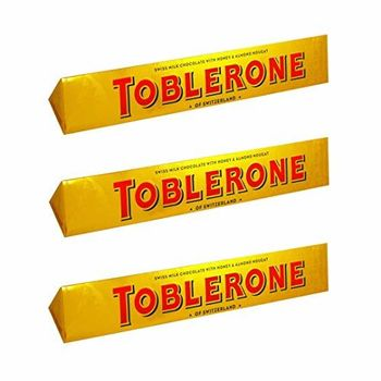Lait Toblerone 360g (lot de 3)