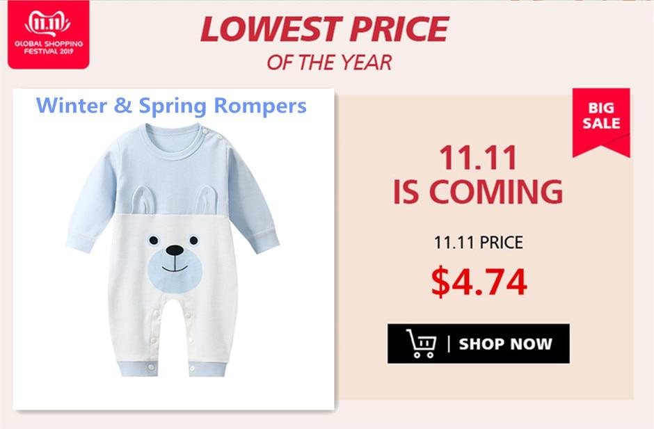 H91b3fb74a8674c7fa0e40c8b47efeb7dB baby clothing 100% cotton unisex rompers baby boy girls short sleeve summer cartoon toddler cute Clothes