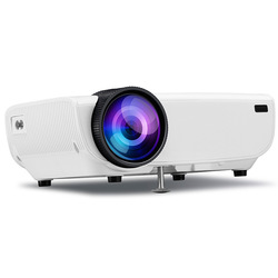 Video Projector With Full HD 1080p Native Resolution For Home Cinema Movie Android Projector With Android