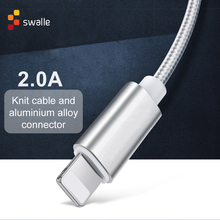 Swalle The New USB Cable For Xiaomi Huawei iPhone Fast Charging 2A Multifunction Micro Type C Delivery