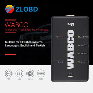 Image 2 - Russian warehouse WABCO DIAGNOSTIC KIT (WDI) WABCO Trailer and Truck Diagnostic Interface  Shipping Free