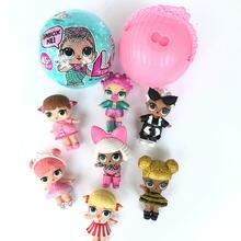 Оригинальные куклы lols сюрприз с оригинальным мячом функцией