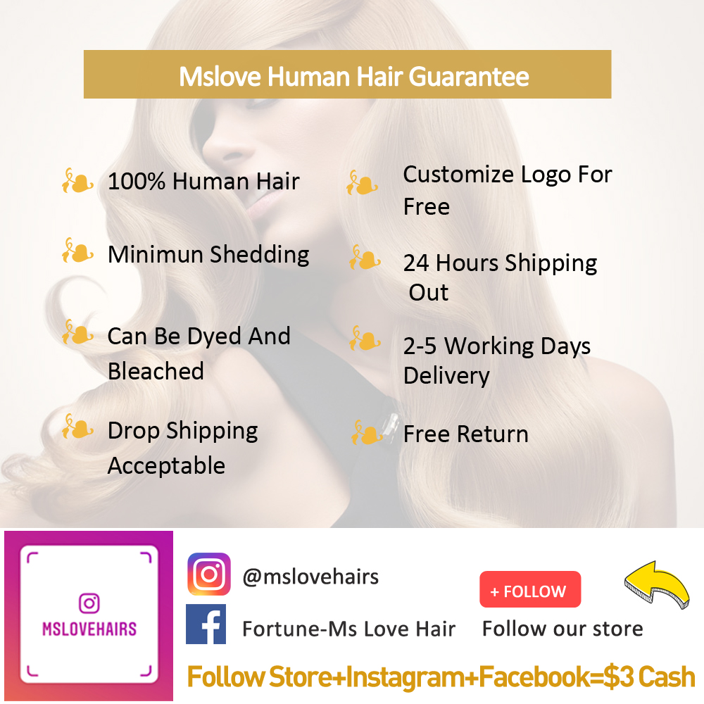 360 Lace Frontal Wig Body Wave Lace Human Hair Wigs Pre Plucked Natural Brazilian Wig Ms Love Non Remy