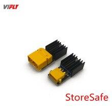 VIFLY – décharge de batterie Lipo intelligente XT30 XT60 2-6S avec dissipateur de chaleur, pour modèle d'avion RC FPV, Drones de course