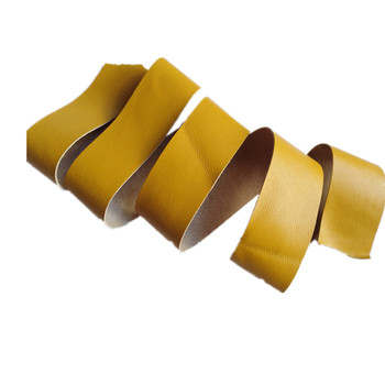 Yellow 0.5-0.9 mm handmade diy leather clothing sewing home lining lining leather material super book edge trim цена 2017