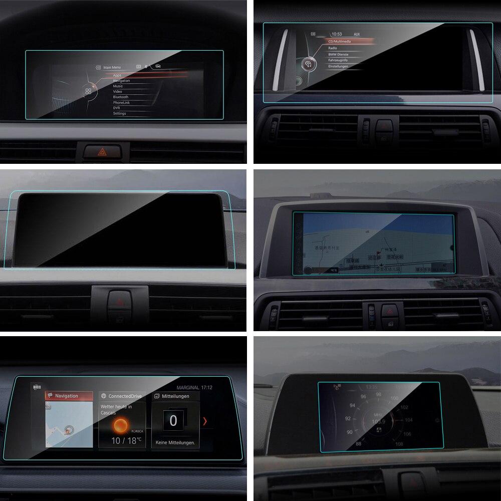 Автомобильная Защитная пленка для экрана GPS навигатора для BMW E90 F01 F02 F10 F11 F13 F18 F20 F21 F22 F23 F30 F31 F32 F33 F34 F35 F45 G11 G12