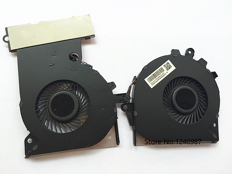 New Cpu Cooling Fan 858970-001 HP Omen 15-AX 15-AX250WM 15-AX033DX 15-AX020TX