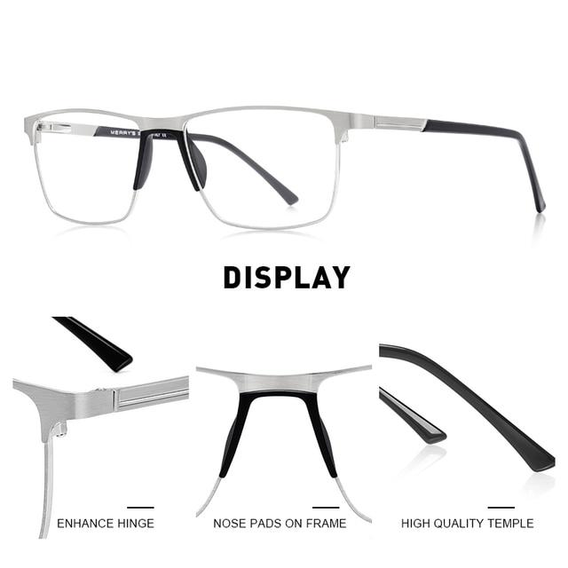 MERRYS Titanium Alloy Ultralight Eyeglasses 1