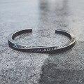 Минималистичные антикварные металлические браслеты-манжеты и браслет, модный винтажный Золотой, серебристый цвет Открыт браслет для мужчи...