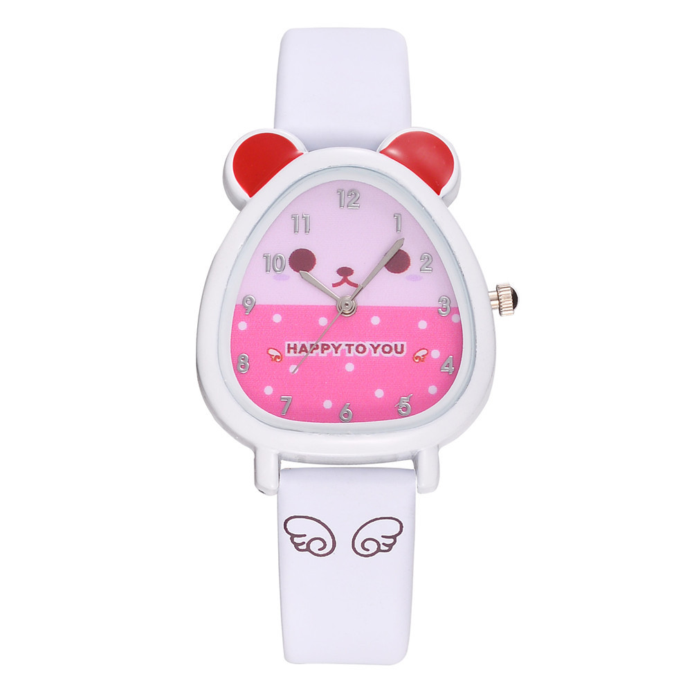 Children's Watch Cute Cartoon Fashion Belt Quartz Watch