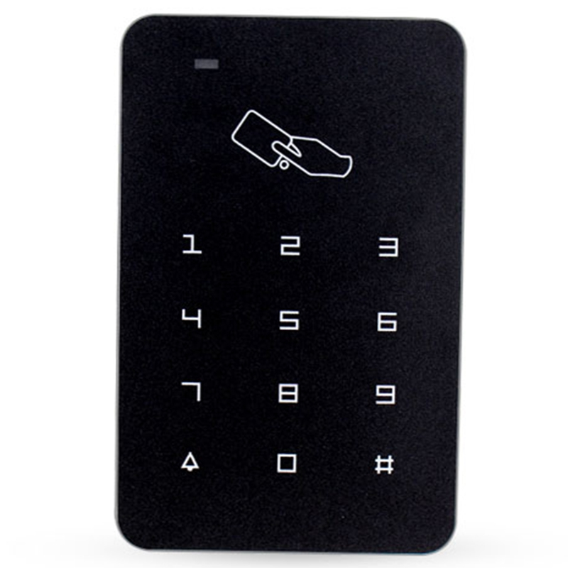 AMS-Standalone Access Controller Access Control Keypad Digital Panel Card Reader for Smart Door Lock System Contact Password Acc