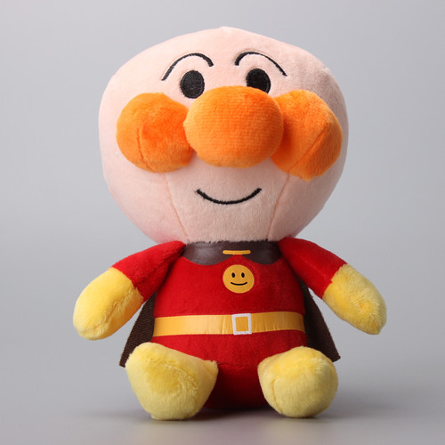 17 Cm Anpanman Plush Toys Doll Peluche New Style Bread Superman Stuffed Animals Toys Women Kids Birthday Gift