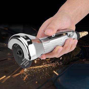 цена на 3inch Pneumatic Metal Cutting Machine Heavy Duty Pneumatic Cut Off Wheel High Speed Air Push Cutting Tools for Home Metal Cutter