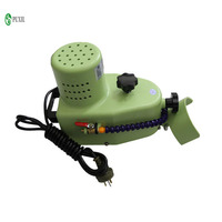 Small portable glass grinding machine can grind straight glass edge, round edge, hypotent tile edging machine
