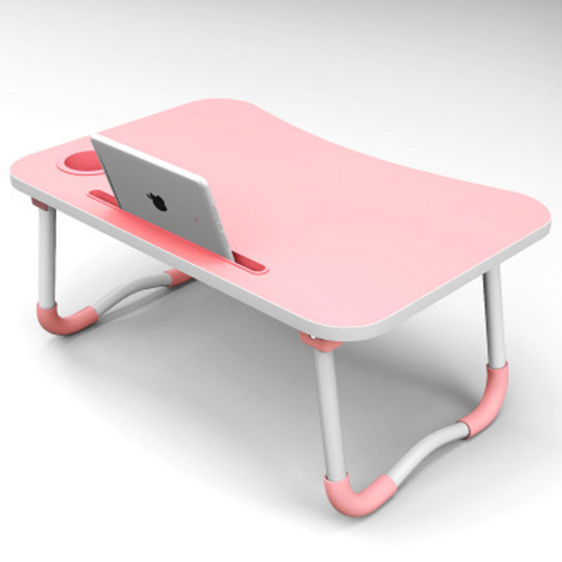 Small Portable Foldable Adjustable Folding Table For Laptop Desk Computer Notebook Stand Tray Lazy Desk Dormitory Artifact