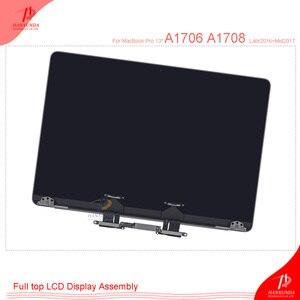 A1706 HANXUNDA A1708 LCD Original Novo Lcd Assembléia Screen Display para Macbook Pro Retina 13.3 ''Genuine Assembléia Dispaly