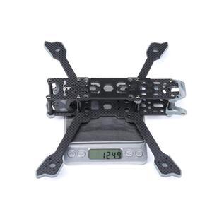 Image 5 - IFlight TITAN FH5 marco para Freestyle, 5 pulgadas, 223mm, 3K, fibra de carbono, HD, con brazo de 5mm, compatible con accesorios de 5 pulgadas para Sistema FPV Digital